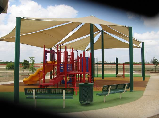 Shade Sail Playground Florida