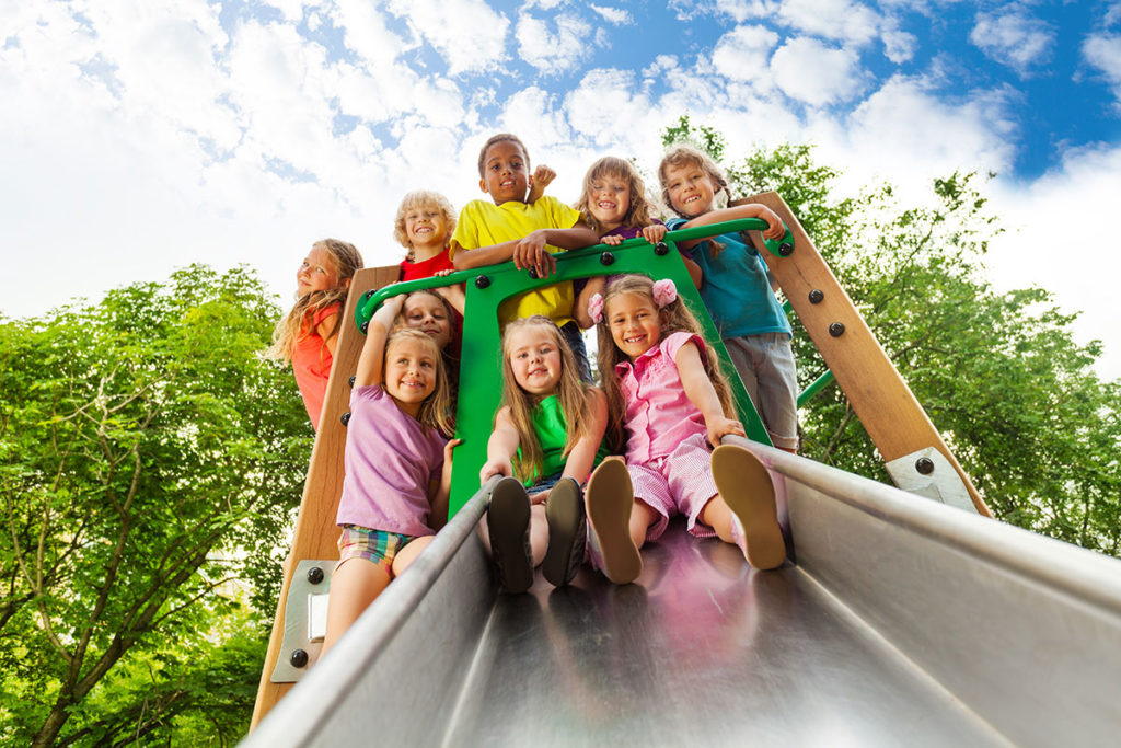 Four Aspects of Providing Great Playgrounds
